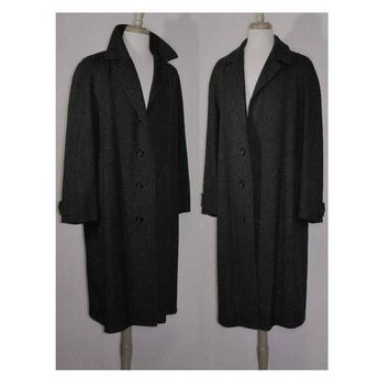 SOLD Men's Coat, long coat, wool coat, raincoat, trench coat, winter coat, vintage coat