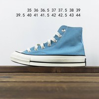 Kuyou Fa19630  Converse All Star 1970s High Top Canvas Shoes 013