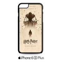 harry potter deadhly hallows iPhone 6S  Plus  Case