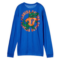 University of Florida Long Sleeve Campus Tee - PINK - Victoria's Secret