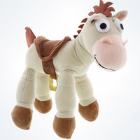 Disney Parks Authentic Toy Story Bullseye Plush New With Tags