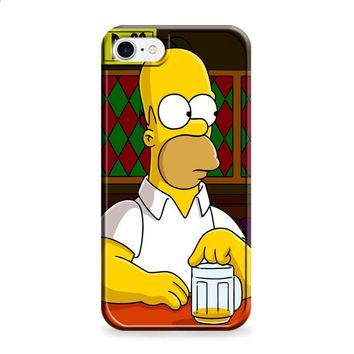 Homer Simpson Cartoon iPhone 6 | iPhone 6S case