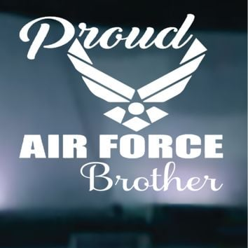 Proud Army Mom Vinyl Graphic Decal