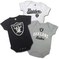 Baby Raiders Body Suits 3-Pack