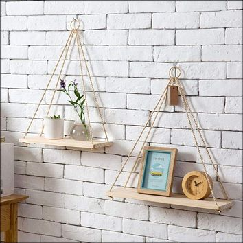 Sling Racks Flower Pots Storage Rack
