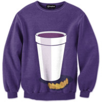 Cup of Lean Crewneck