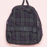 Plaid Mini Backpack - Bags & Backpacks - Accessories