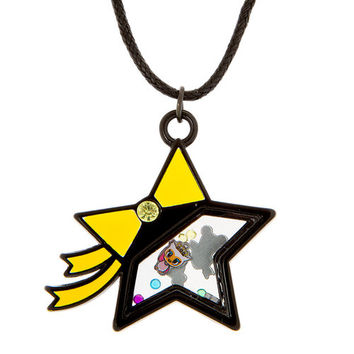 Neon Star by tokidoki Star with Floating Charms Pendant Necklace