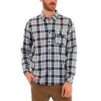 Terrance Washed Flannel Shirt