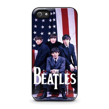 THE BEATLES 2 iPhone 5 / 5S / SE Case Cover