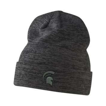 Nike College Bowl Sideline (Michigan State) Knit Hat  Size ADJ (Black)
