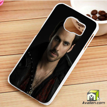 Cool Captain Hook Samsung Galaxy S6 Edge Case by Avallen