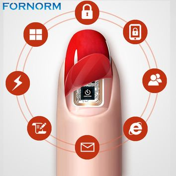 Fornorm N2 Nail Sticker Intelligent Accessories NFC Lock Decal 3D Design Tattoo for N2F Screen Protector No Charge Required