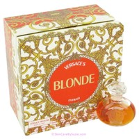 Blonde By Versace Pure Perfume 1/2 Oz