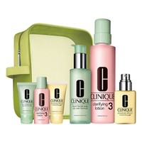 Clinique 'Great Skin Home & Away' Set for Combination Oily to Oily Skin ($89 Value)