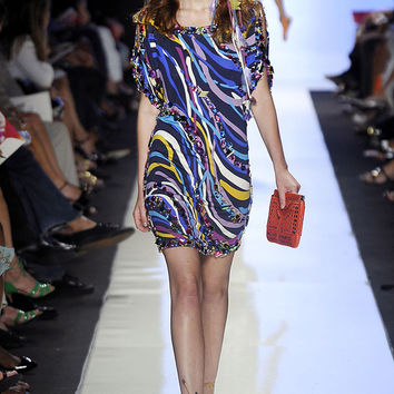 Dvf Silk Dress (Diane von Furstenberg)