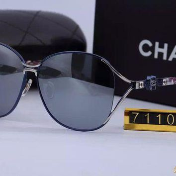 DCCKU62 Original Chanel Fashion New Design Sunglasses 71109 - 107