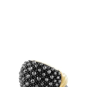 David Yurman Osetra Dome Ring with 18K Gold | Nordstrom