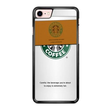 Starbucks Coffee Cup iPhone 7 Case