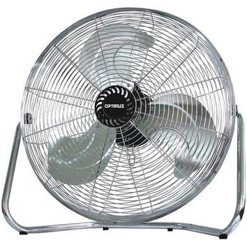 """18"""" Industrial Grade High Velocity Fan - Painted Grill"""