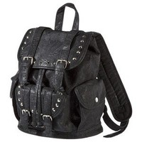 Mossimo Supply Co. Stud Backpack - Black