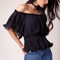 Katia Off Shoulder Top
