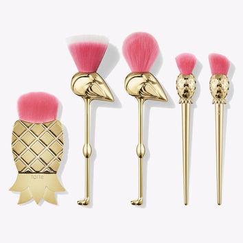 Let's Fla-Mingle Brush Set | Tarte Cosmetics