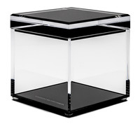 Alexandra Von Furstenberg Voltage Square Treasure Box in Black | FWRD