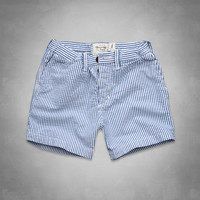 A&F Campus Fit Shorts