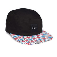 HUF - HUF FUCK IT VOLLEY // BLACK