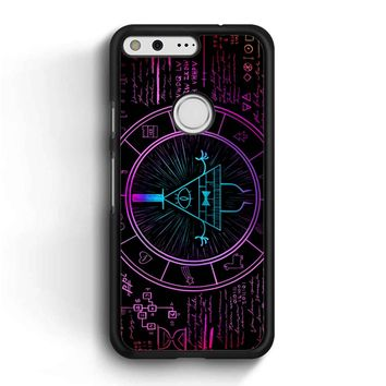 Bill Cipher Galaxy Google Pixel Case
