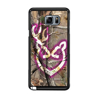 Love Browning Deer Camo Real Tree f3052e7e-33f1-42a0-a34f-ac5cea8307e3 FOR Samsung Galaxy Note 5 CASE *RA*