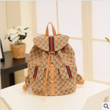 On Sale Stylish Hot Deal Comfort Casual Back To School College Hot Sale Fashion Alphabet Backpack [6582037703]