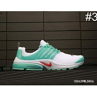 NIKE AIR PRESTO leisure sports shock-absorbing running shoes F-AHXF #3