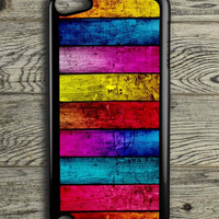 Wood Full iPod 5 Touch Case