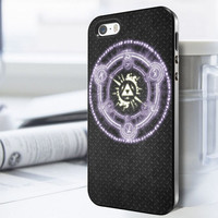 Circle Zelda Triforce iPhone 6 Case