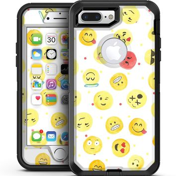 The All Over Emoji Pattern - iPhone 7 Plus/8 Plus OtterBox Case & Skin Kits