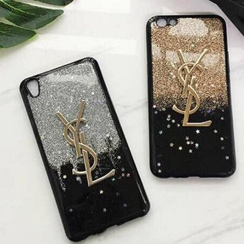 YSL The silica gel is soft iphone 6/6s,iphone 6p/ 6splus,iphone 7, iphone7plus