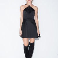 Keepsake Crossroads Mini Dress