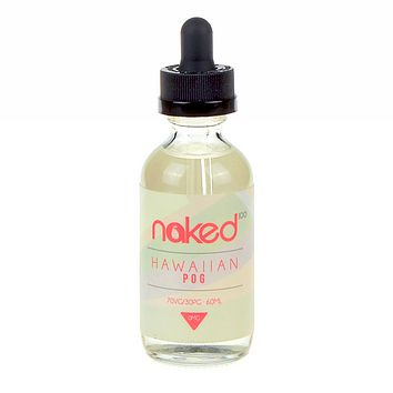 Naked 100 Hawaiian Pog eLiquid
