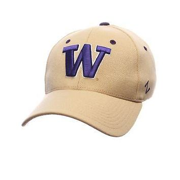 Licensed Washington Huskies Official NCAA ZH Small Hat Cap by Zephyr 864258 KO_19_1