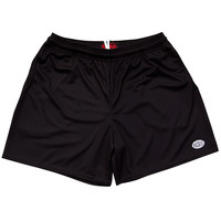 Black Ruckus Rugby Shorts