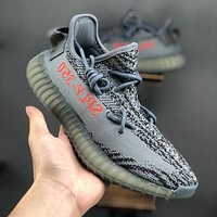 "adidas Yeezy 350 Boost V2 ""Beluga 2.0"" Running Shoes Women Sports Sneaker - Best Deal Online"
