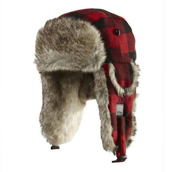 Chaos Worldbeat - Unisex Chola Winter Trapper Hat