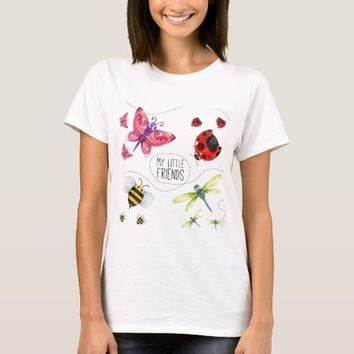 Cute Insects T-Shirt