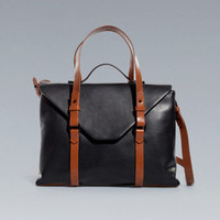 CITY MESSENGER BAG - Handbags - Woman - ZARA United Kingdom
