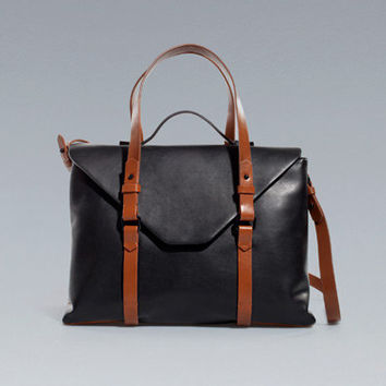 CITY MESSENGER BAG - Handbags - TRF - ZARA United States