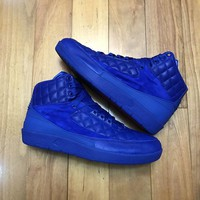 DCCKH3R Jordan 2 Retro Just Don Blue 717170-405