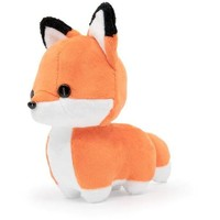 Bellzi Mini Cute Fox Stuffed Animal Plush - Foxxi Standing 6""