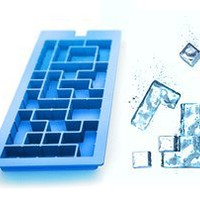 Tetris Ice Cube Trays in Mystake e-shop
